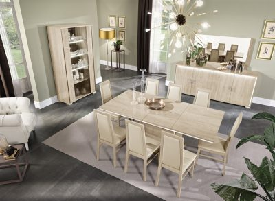 MCS Classic Dinings, Italy Dover Dining Beige