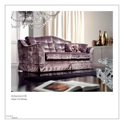 Brands Formerin Classic Living Room, Italy Amarcord Living